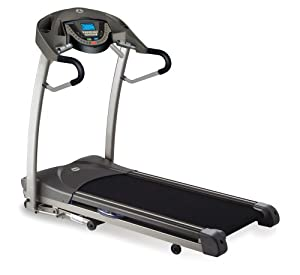 Horizon Fitness WT751 Home Treadmill with Wireless Pedometer