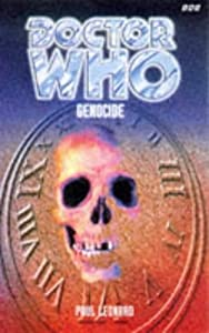 Genocide (Dr. Who Series) by Paul Leonard