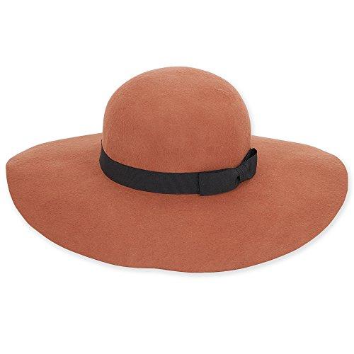 adora-womens-wool-felt-wide-brim-floppy-fedora-hat-with-grosgrain-trim-459-c-rust
