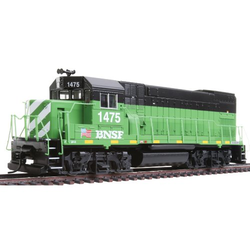 Walthers PROTO 1000 HO Scale Diesel EMD GP15-1 Powered - Burlington Northern Santa Fe #1475