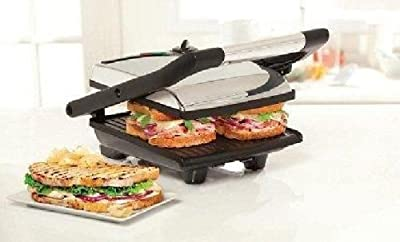 BELLA 13267 Non-Stick Panini Grill from Sensio
