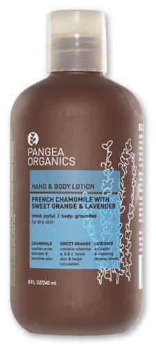 Pangea Organics organique du corps lotion-Français camomille douce orange-0 - lavande (CSL)