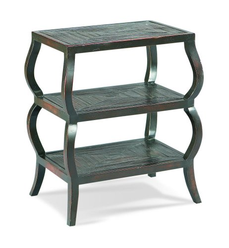 Cheap End Table by Sherrill Occasional – CTH – Ebony (821-975) (821-975)