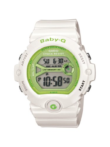 Casio Women's BG6903-7 Baby-G Shock Resistant Digital Sport Watch