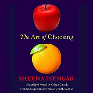The Art of Choosing Audiobook