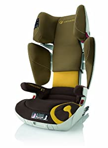 Concord Transformer XT Group 2/3 Car Seat (Brown) 2014 Range