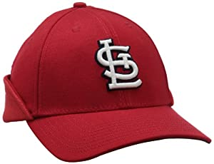MLB St. Louis Cardinals Authentic Collection Downflap 39Thirty Flex Fit Cap by New Era