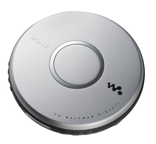 Walkman Portable CD Player