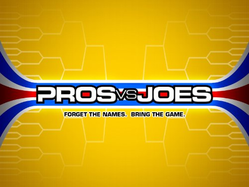 Pros vs. Joes Season 1