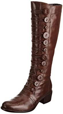 bertie s taupe knee high boots pixie 5 uk