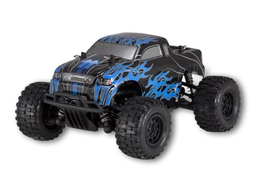 Redcat Racing Sumorc Electric Truck, Blue Flame, 1/24 Scale