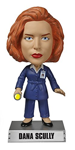 Funko Wacky Wobbler: X-Files Dana Scully Action Figure