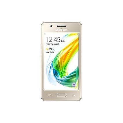 Samsung Z2 SM-Z200F (Gold, 8GB) By Amazon @ Rs.4,650