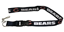 Chicago Bears Breakaway Lanyard with Key Ring