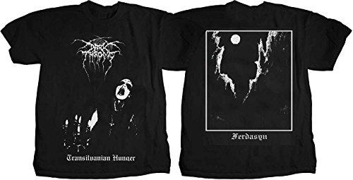Darkthrone - Top nero Medium