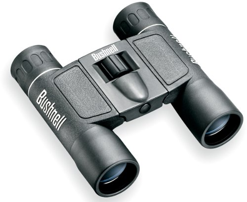 Bushnell Powerview 12X25Mm Compact Bk-7 Roof Prisms Fully Coated Optics Contemporary Styling