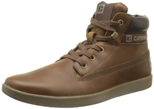 Cat Footwear - Poe, Sneakers da uomo, Beige (Beige (MENS DARK BEIGE)), 44