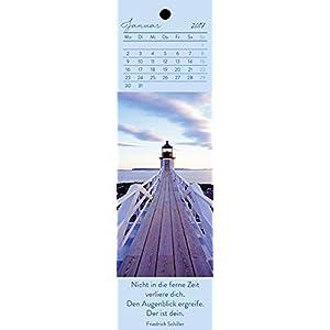 Ein wenig Zeit für dich 2017: Lesezeichenkalender