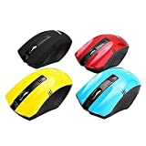 Raoopt R1033 Chargeable Wireless 2.4GHz 1000 DPI Gaming Mouse