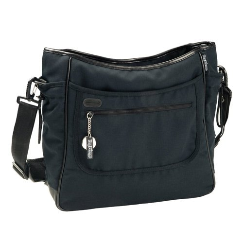 Peg-Perego Borsa Mamma Diaper Bag, Nero Black front-249272