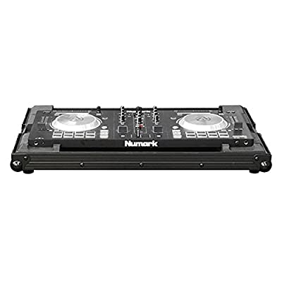 Odyssey FRMIXTRACK3BL Numark Pro 3 DJ Controller, Black Label Case by Odyssey Innovative Designs
