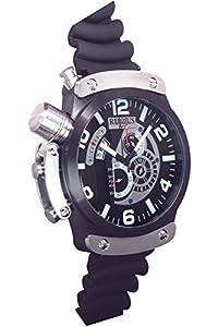 Rebosus XXL 51mm Maxi.Size Chronograph watch Rebosus RS002PU