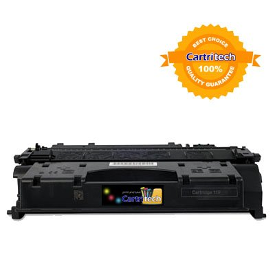 Cartritech Compatible Canon 119II Black 3480B001AA High Yield 6 500 pages Toner Cartridge for Canon imageCLASS LBP6300dn Canon imageCLASS LBP6650dn Canon imageCLASS MF5850dn Canon imageCLASS MF5880dn Canon imageCLASS MF5950dw Canon imageCLASS MF5960dn and