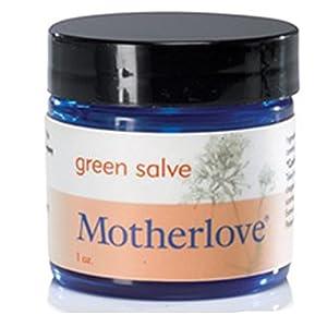 Motherlove Green Salve -- 1 oz