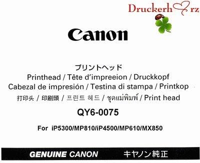 Original Canon Druckkopf für Pixma