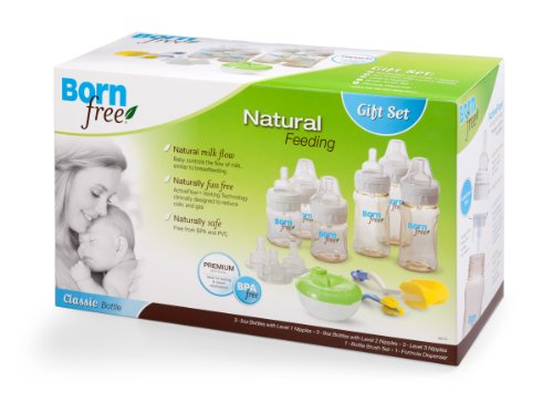 New Born Free Classic Bottle Gift Set