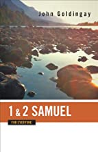 1 and 2 Samuel for Everyone The Old Testament for Everyone