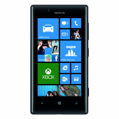 Nokia Lumia 720 8Gb Black - International Version Factory Unlocked Wp8