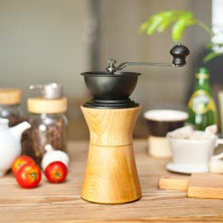 MokuNeji(モクネジ) MokuNeji×Kalita COFFEE MILL(コーヒーミル)