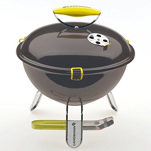 LANDMANN 31377 barbecue e bistecchiera