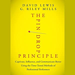 The Pin Drop Principle Audiobook