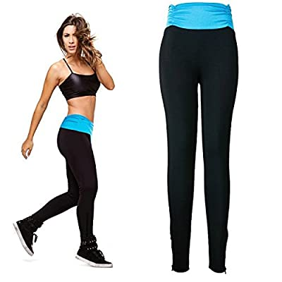 Yoga Sports Work Out Leggings Running Pants for Women by Abundant Life