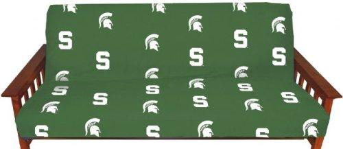 Ncaa Futon Slipcover Ncaa Team: Michigan State front-968630