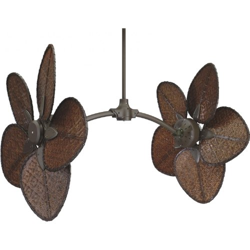Fanimation Caruso 85 Inch Outdoor Ceiling Fan - Oil Rubbed Bronze