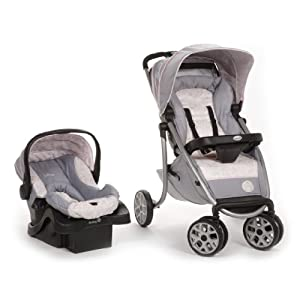 Disney Princess Royal Ride Travel System, Princess Silhouette