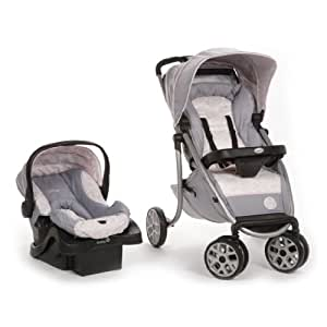 Disney Princess Royal Ride Travel System, Princess Silhouette (Discontinued by Manufacturer)
