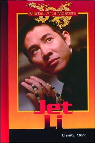 Jet Li (Martial Arts Masters)