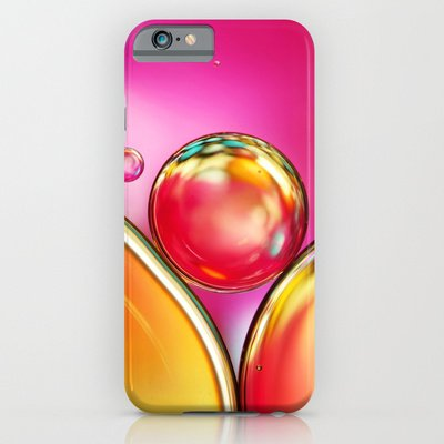 Society6 - H2O & Oil Ii Iphone 6 Case By Sharon Johnstone