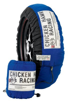 Chicken Hawk Pole Position Tire Warmer - 180-205/Superbike 