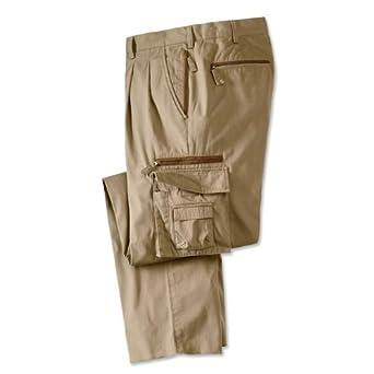 Orvis Mens Foothills Cargo Pants, Khaki by Orvis