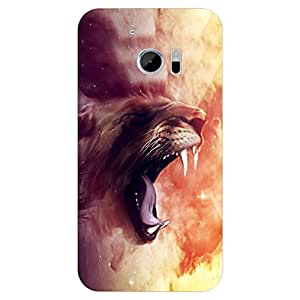 T & M HTC ONE M10 PRINTED FANCY DESINER CASE COVER