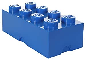 artra lego aufbewahrungsboxen lego steine 8 blau k che haushalt. Black Bedroom Furniture Sets. Home Design Ideas