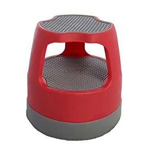 Amazon Com Cramer Task It Red Scooter Round Step Stools