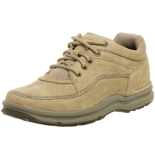 Rockport Men's World Tour Classic Walking Shoe,Sand,10.5 M