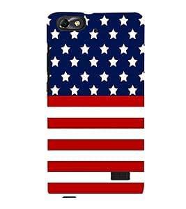 EPICCASE America Mobile Back Case Cover For Xiaomi Redmi Mi4c (Designer Case)