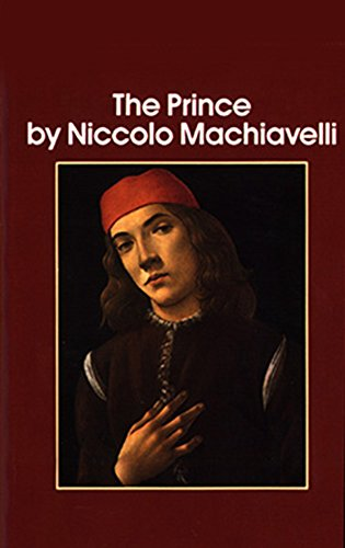an analysis of the topic of the real machiavelli Niccolo machiavelli the morals of the prince the work that earned machiavelli his lasting reputation and is a it seemed better to go after the real truth of the.